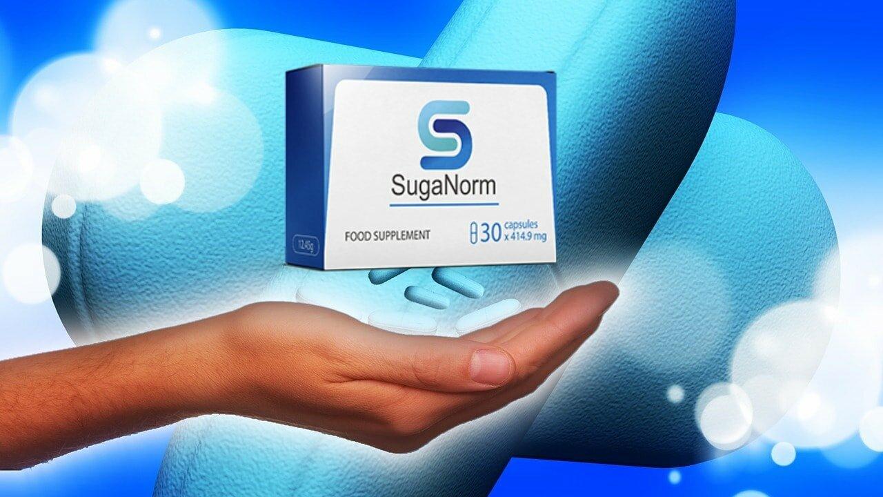SUGANORM contre le diabète : composition, efficacité et avis