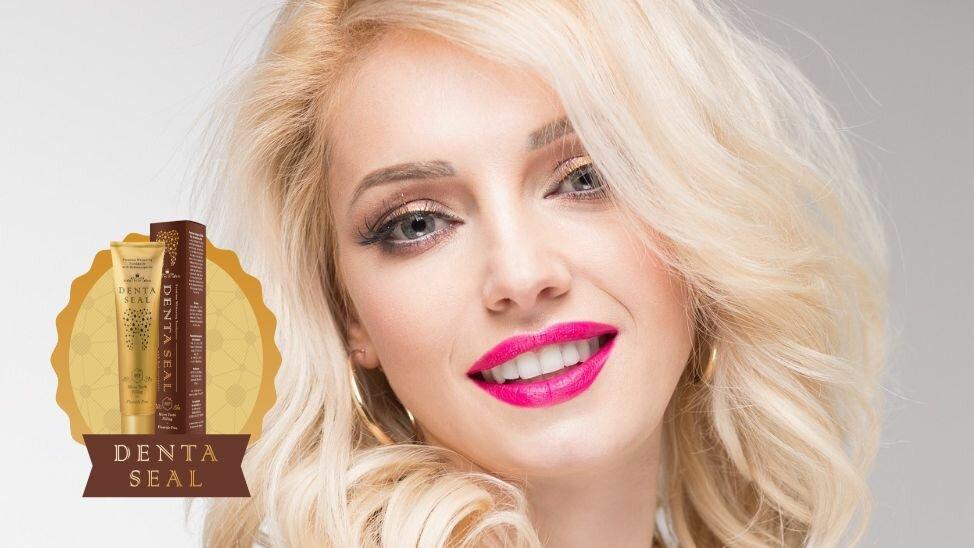 Dentifrice Denta Seal avec effet de reminéralisation : composition, prix, avis