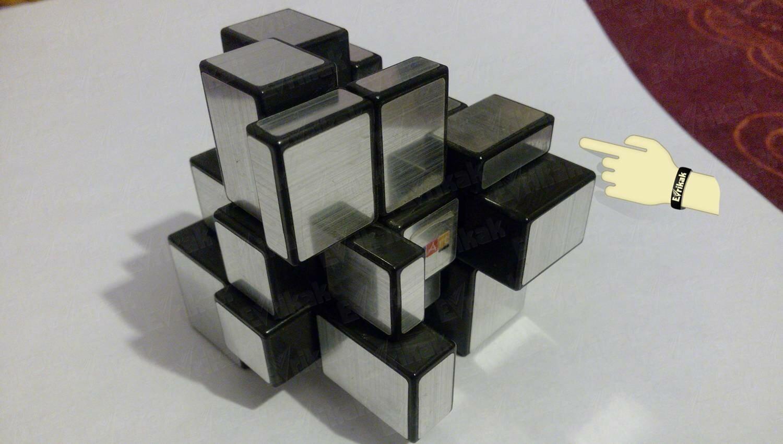 Comment assembler un cube Rubik miroir : instructions pas à pas avec des images