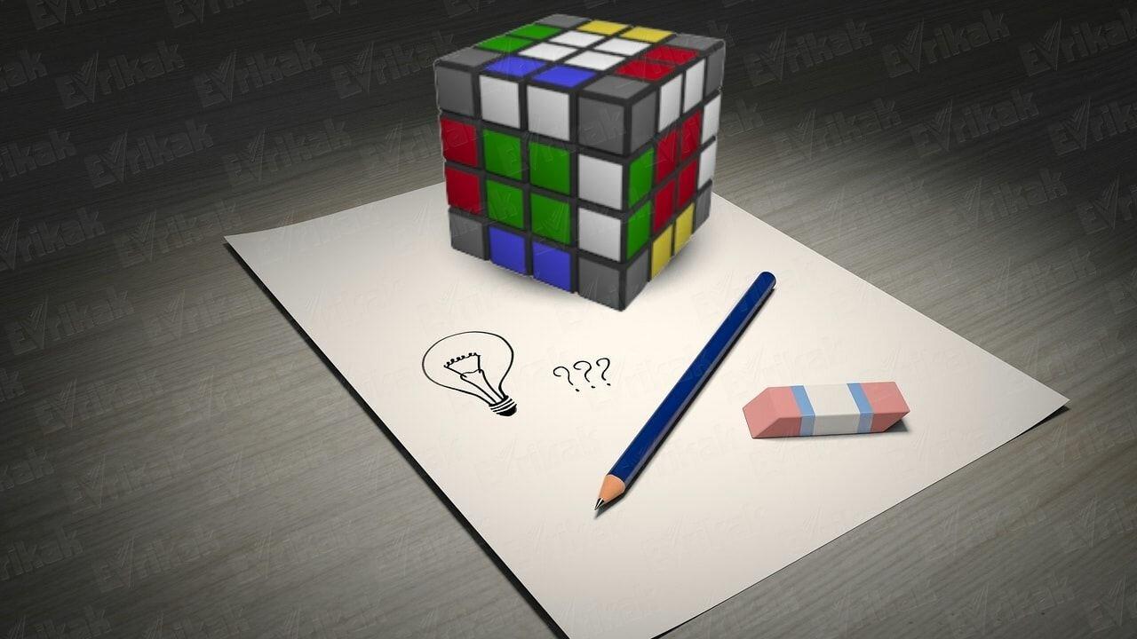 Comment assembler rapidement un cube Rubik 4×4 : instructions détaillées avec des images