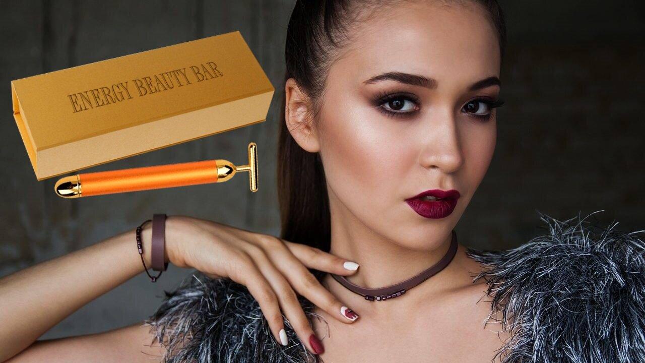 Lifting Masseur Energy Beauty Bar pour le visage : propriétés, prix et avis réels