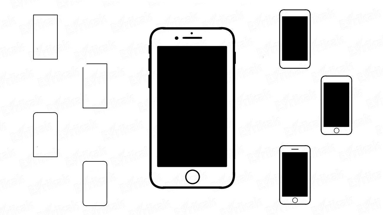 Apprenons à dessiner un téléphone iPhone pas à pas !
